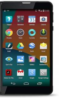 I Kall N5 Calling Tablet 2 GB RAM 16 GB ROM 7 inch with Wi-Fi+4G Tablet (Black)