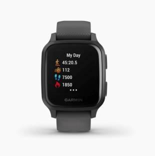 GARMIN Garmin Venu Sq Shadow Gray/Slate Smartwatch