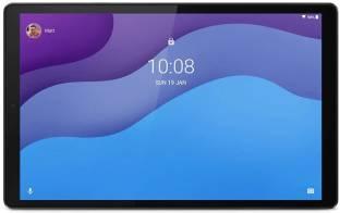 Lenovo Tab M10 (HD) 2nd Gen 4 GB RAM 64 GB ROM 10.1 inch with Wi-Fi+4G Tablet (Platinum Grey)