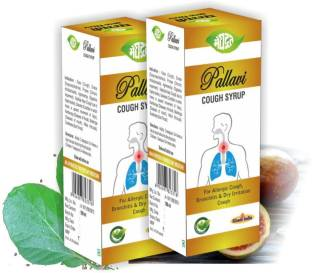 MEGHDOOT Pallavi Cough Syrup 100ml (Pack of 2)