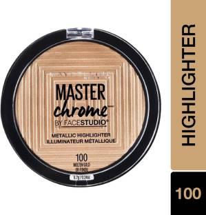 MAYBELLINE NEW YORK Master Chrome Metallic Highlighter
