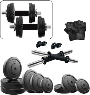 KRX 18 KG DM COMBO 3-WB Gym & Fitness Kit