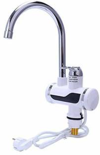 REDIOX 10 L Instant Water Geyser (Instant Electric Water Heater Faucet Tap, LED Electric Head Water He...