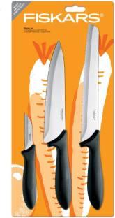 FISKARS Stainless Steel Knife Set