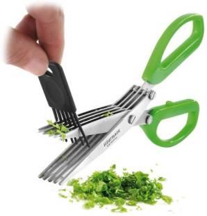 Saleh Herb Scissor Stainless Steel All-Purpose Scissor