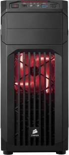Corsair SPEC-01 Red LED Mid-Tower Cabinet