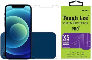 TOUGH LEE Tempered Glass Guard for Apple iPhone 12, Apple iPhone 12 Pro
