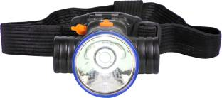 24 ENERGY 25 Watt Laser LED Head Lamp With Rechargeable Lithium Battery Torch