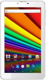 I Kall N9 2 GB RAM 16 GB ROM 7 inch with Wi-Fi+3G Tablet (White)
