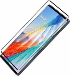 MOBIGENIX Edge To Edge Tempered Glass for LG WING