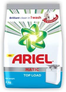 Ariel Matic Top Load Detergent Powder 2 kg