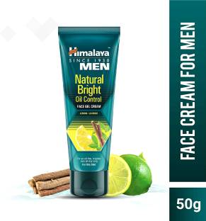 HIMALAYA Natural Bright Oil Control Face Cream For Men