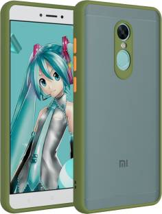 GadgetM Back Cover for Mi Redmi Note 4, Mi Redmi Note 4