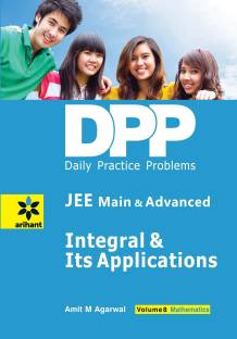 Daily Practice Problems (Dpp) for Jee Main & Advanced - Integral & its Applications Mathematics