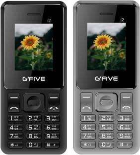 GFive i2 Combo of Two Mobiles