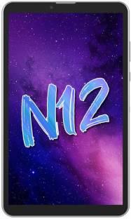 IKall N12 Tablet 2 GB RAM 32 GB ROM 7 inch with Wi-Fi+4G Tablet (Light Green)
