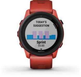 GARMIN FORERUNNER 745 Magma Red Smartwatch