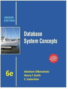 Database System Concepts 6e
