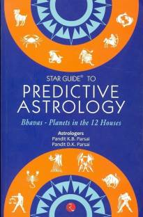 Star Guide to Predictive Astrology - Bhavas-planets in the 12 houses
