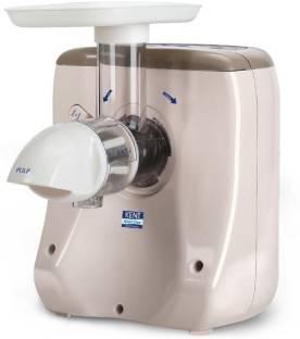 KENT 16022 Cold Pressed Juicer Plus 150 Juicer (2 Jars, White)