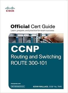 CCNP Routing and Switching Route 300 - 101 - Official Cert Guide (With DVD) 1 Edition