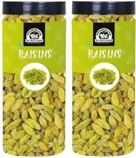 WONDERLAND Foods Plain (Kismish) - Raisins