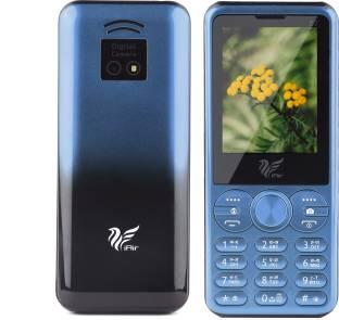 IAIR Basic Feature Dual Sim Mobile Phone with 2800mAh Battery, 2.4 inch Display Screen, 0.8 mp Camera ...