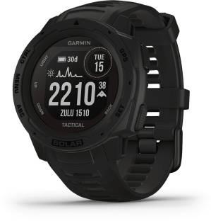 GARMIN Garmin Instinct Solar Tactical Smartwatch