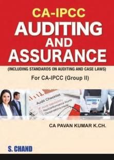 Ca-Ipcc Auditing And Assurance