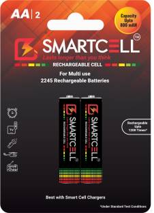 Smartcell AA Ni-MH Rechargeable 800mAH  Battery
