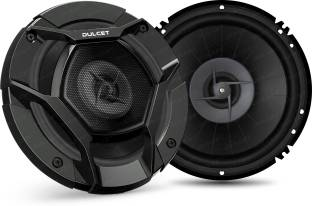 """DULCET DC-S60 6"""" 3-Way Coaxial Car Speakers with 280 Watts Peak Power Output DC-S60 Coaxial Car Speaker"""