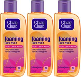 Clean & Clear Face Wash