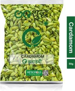 Goshudh Premium Quality Choti Elaichi (Green Cardamom)-50gm (Pack Of 1)
