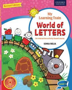 My Learning Train World of Letters - Level I - An Interactive Activity - Based Course Revised Edition