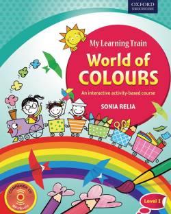 My Learning Train World of Colours - Level I