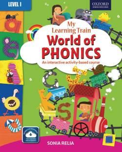 My Learning Train World of Phonics - Level I