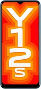 vivo Y12s (Glacier Blue, 32 GB)