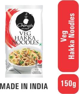 Ching's Secret Veg Hakka Noodles Vegetarian