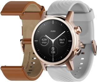 MOTOROLA Moto 360 (3rd Gen) Smartwatch