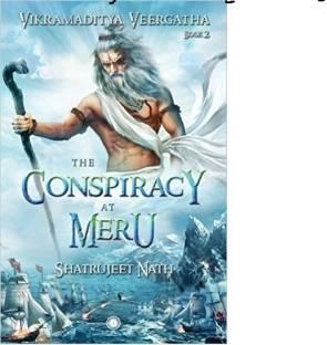 Vikramaditya Veergatha Book 2 - The Conspiracy at Meru