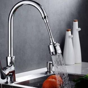 MD Retail ABS, Stainless Steel 360 Degree Rotation Bubbler Saving Water Faucet/tap, Filter Shower Head...