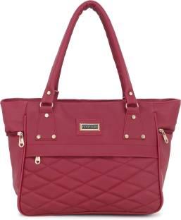 Element cart Women Maroon Hand-held Bag