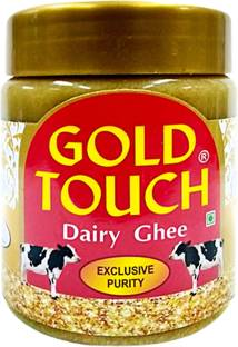 Gold Touch Dairy Ghee 500 ml Plastic Bottle