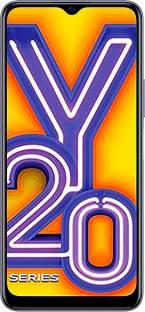 ViVO Y20A (Dawn White, 64 GB)
