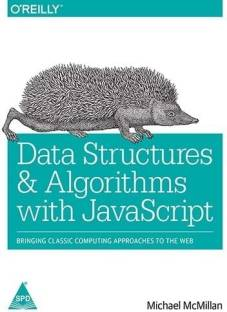 Data Structures and Algorithms with JavaScript (English, Paperback, McMillan Michael)
