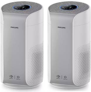 PHILIPS AC2958/63 pack of 2 Portable Room Air Purifier