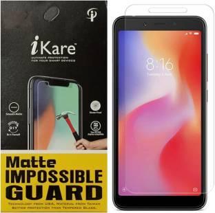iKare Impossible Screen Guard for Mi Redmi 6A