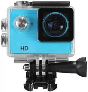 TFG GO PRO Full HD 1080p 12MP Sports Action Camera Best Quality Waterproof Camera Multiple Photo Shoot...