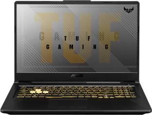 ASUS TUF Gaming A17 Ryzen 5 Hexa Core 4600H - (16 GB/512 GB SSD/Windows 10 Home/4 GB Graphics/NVIDIA G...