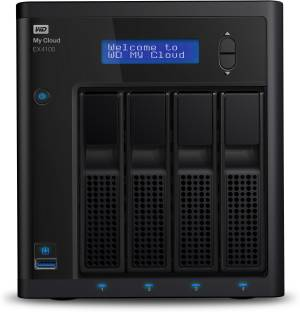 WD My Cloud Expert 16 TB External Hard Disk Drive with  16 TB  Cloud Storage